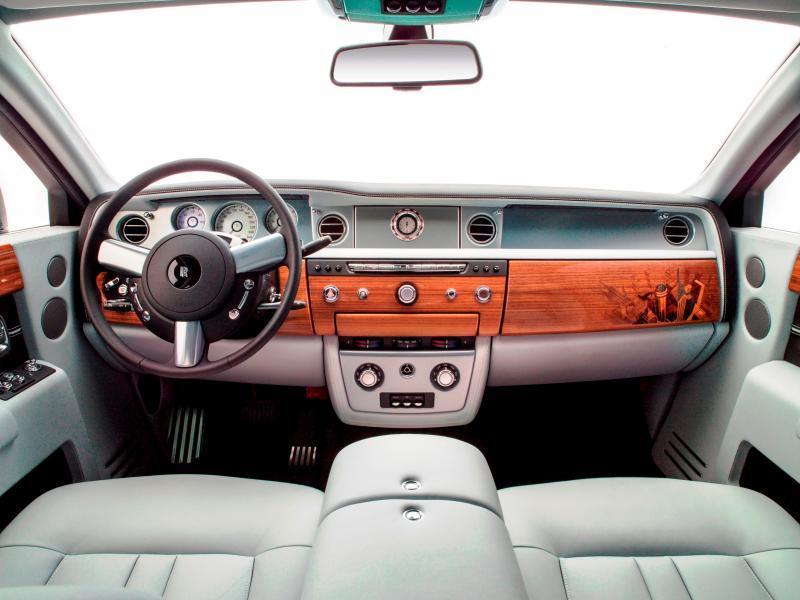 2015 Rolls-Royce Phantom Metropolitan 4