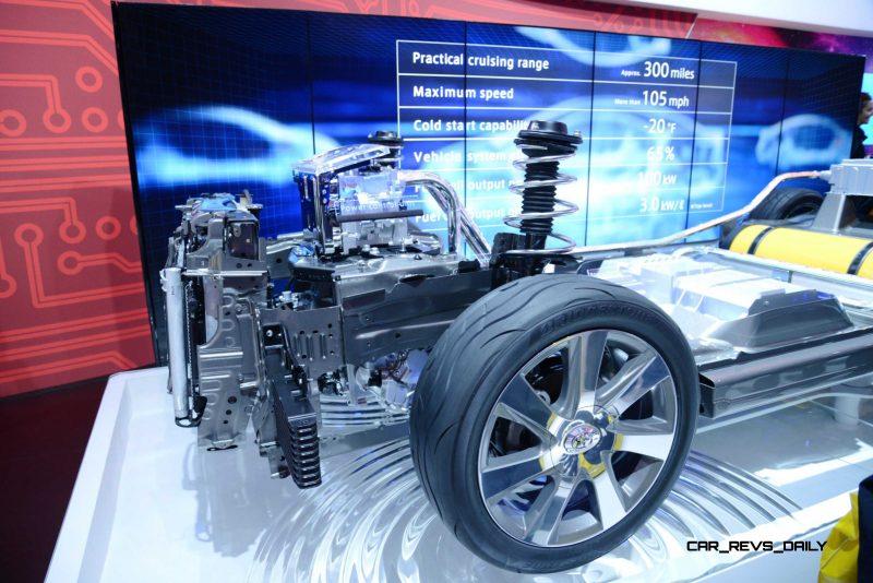 2016 Toyota FCV Production Car 9