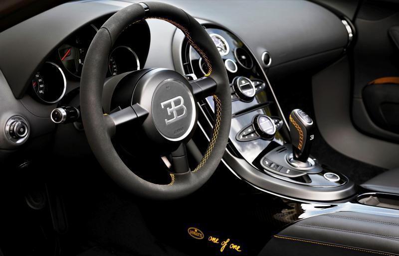 Bugatti Veyron GS Vitesse 1 of 1 - Photo 9