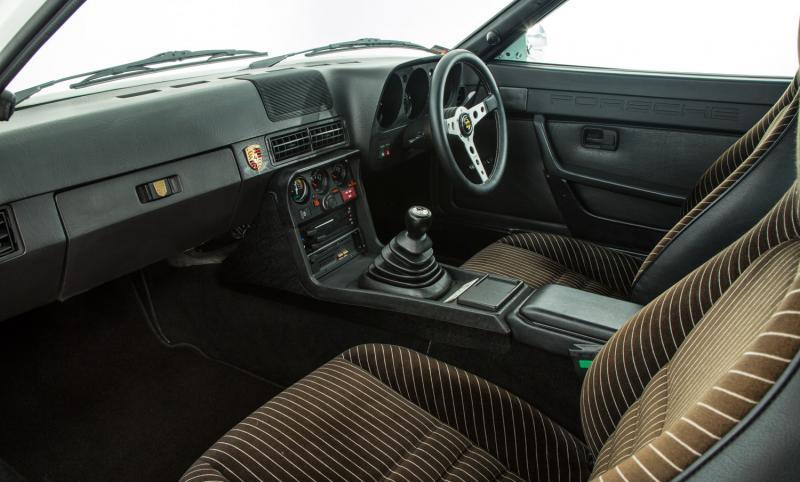 CCWin 1981 Porsche 924 Martini Rally Car 14