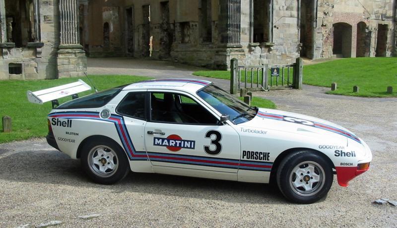 CCWin 1981 Porsche 924 Martini Rally Car 24
