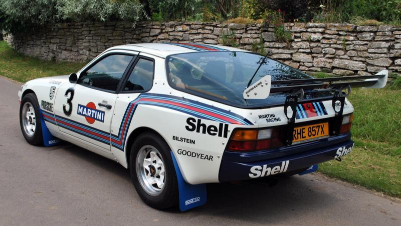 CCWin 1981 Porsche 924 Martini Rally Car 31