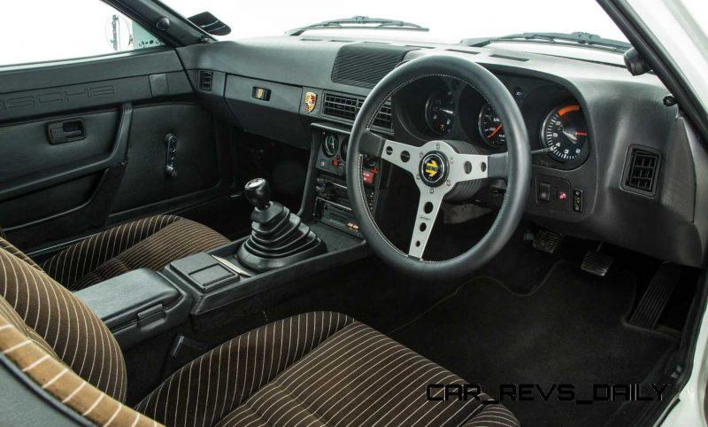 CCWin 1981 Porsche 924 Martini Rally Car 7