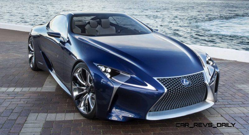 Concept Flashback - Lexus LF-LC in 77 High-Res Photos - Future LF-B 14