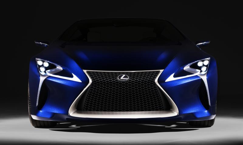 Concept Flashback - Lexus LF-LC in 77 High-Res Photos - Future LF-B 2