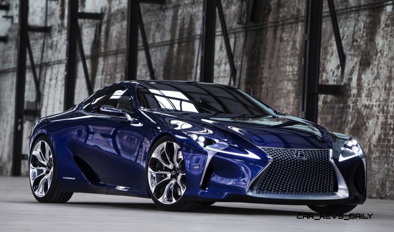 Concept Flashback - Lexus LF-LC in 77 High-Res Photos - Future LF-B 22