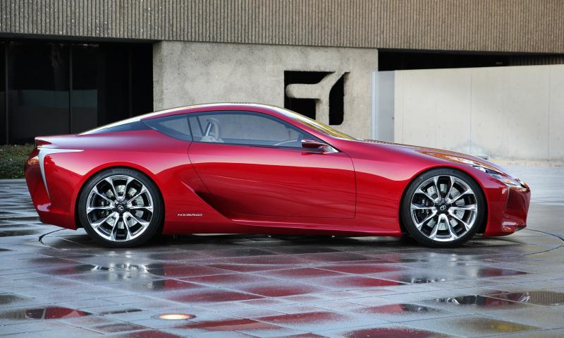 Concept Flashback - Lexus LF-LC in 77 High-Res Photos - Future LF-B 28
