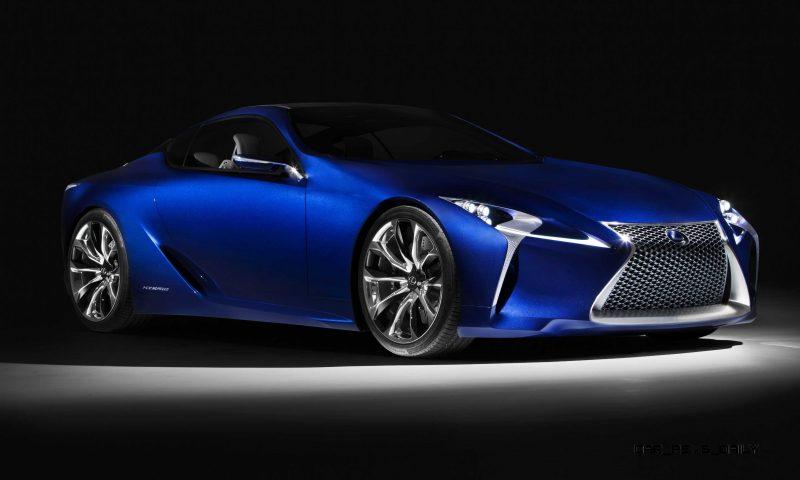 Concept Flashback - Lexus LF-LC in 77 High-Res Photos - Future LF-B 3