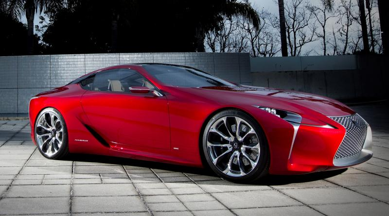 Concept Flashback - Lexus LF-LC in 77 High-Res Photos - Future LF-B 42