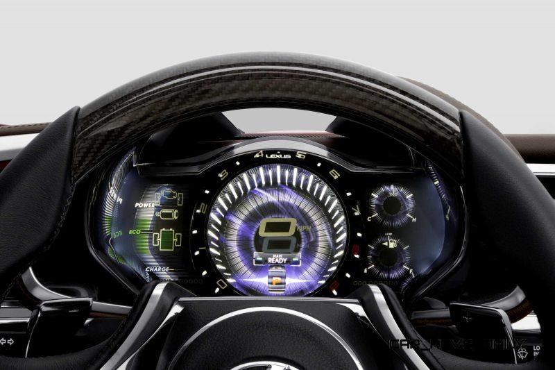 Concept Flashback - Lexus LF-LC in 77 High-Res Photos - Future LF-B 47