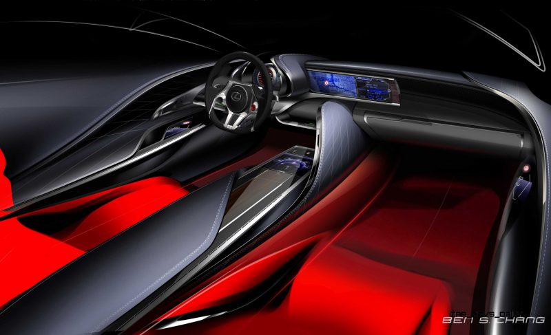 Concept Flashback - Lexus LF-LC in 77 High-Res Photos - Future LF-B 55