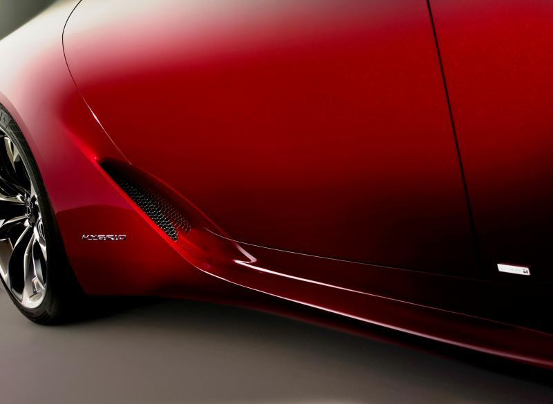 Concept Flashback - Lexus LF-LC in 77 High-Res Photos - Future LF-B 64