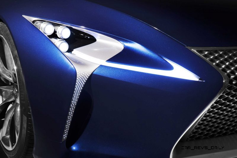 Concept Flashback - Lexus LF-LC in 77 High-Res Photos - Future LF-B 7