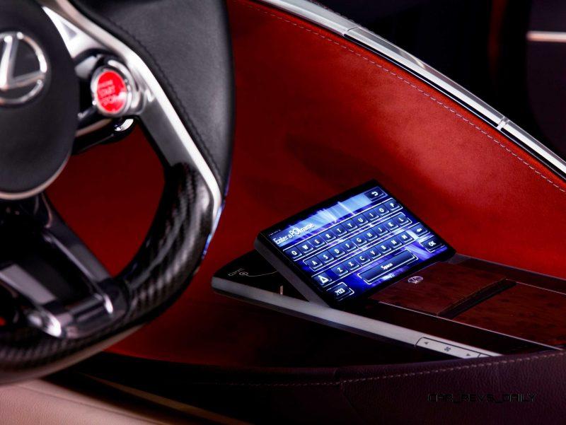 Concept Flashback - Lexus LF-LC in 77 High-Res Photos - Future LF-B 70