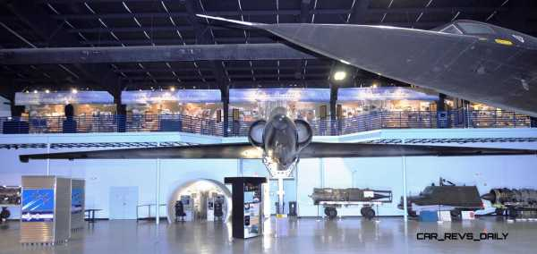 Lockheed SR-71A Blackbird 76