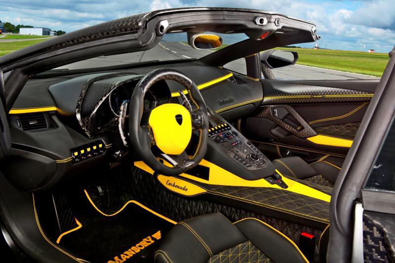 MANSORY Carbonado Aventador 53