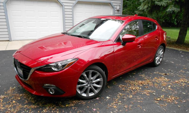 Road Test Review - 2014 Mazda3 S Grand Touring  5