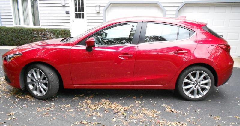 Road Test Review - 2014 Mazda3 S Grand Touring  6