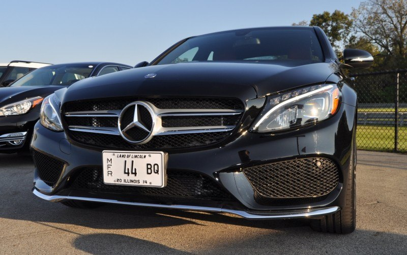 Road Test Review - 2015 Mercedes-Benz C300 4Matic Sport 38