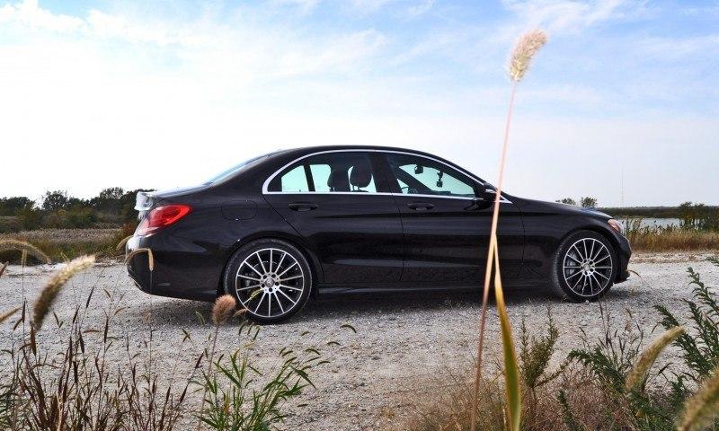 Road Test Review - 2015 Mercedes-Benz C300 4Matic Sport 85