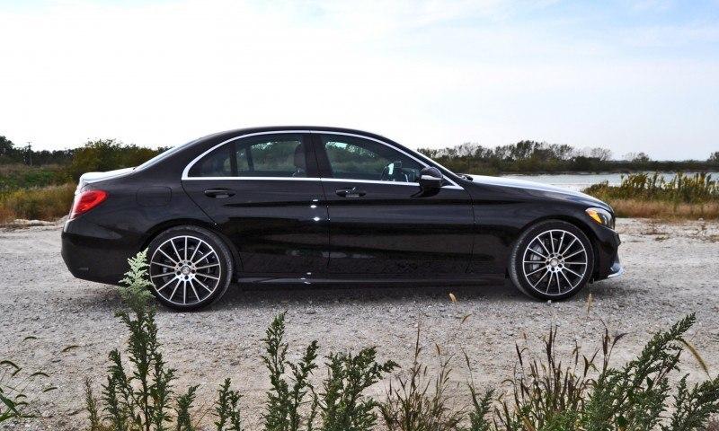 Road Test Review - 2015 Mercedes-Benz C300 4Matic Sport 86
