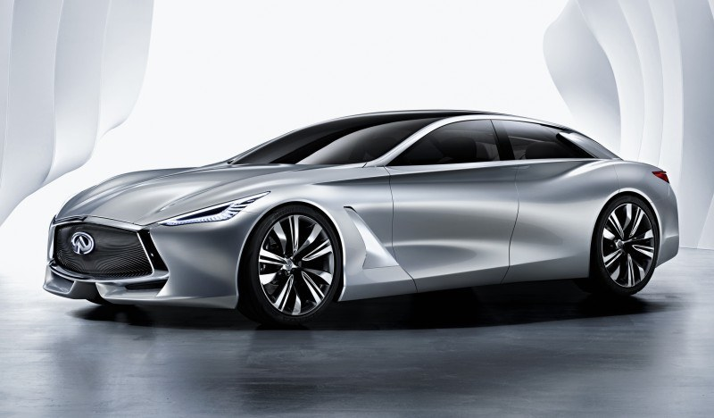 Updated With 42 New Photos - INFINITI Q80 Inspiration Concept Flagship 22