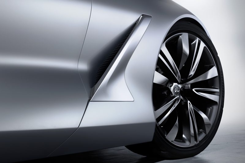 Updated With 42 New Photos - INFINITI Q80 Inspiration Concept Flagship 34