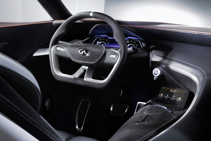 Updated With 42 New Photos - INFINITI Q80 Inspiration Concept Flagship 36