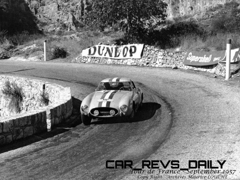 1956 Ferrari 250 GT Berlinetta Competizione Tour de France 3