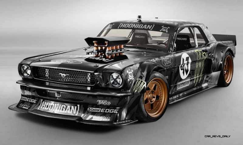1965 Ford Mustang HOONICORN By RTR and Autosport Dynamics 5