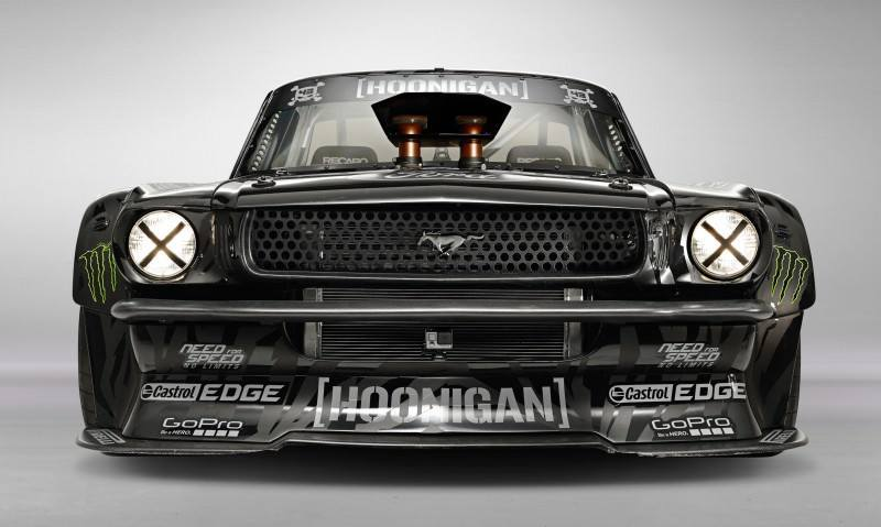 1965 Ford Mustang HOONICORN By RTR and Autosport Dynamics 7