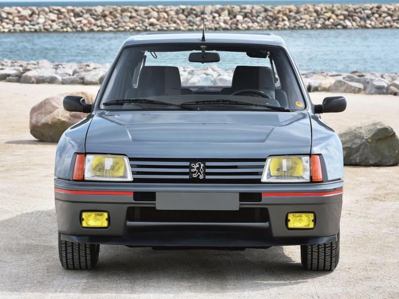 1984 Peugeot 205 Turbo 16 15