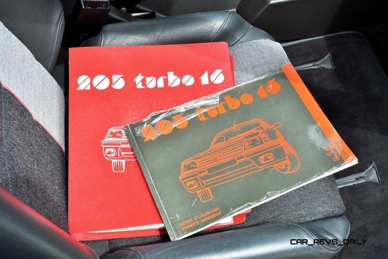 1984 Peugeot 205 Turbo 16 18