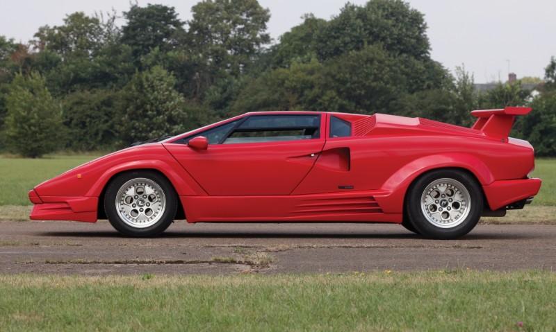 1990 Lamborghini Countach 25th Anniversary Edition 5