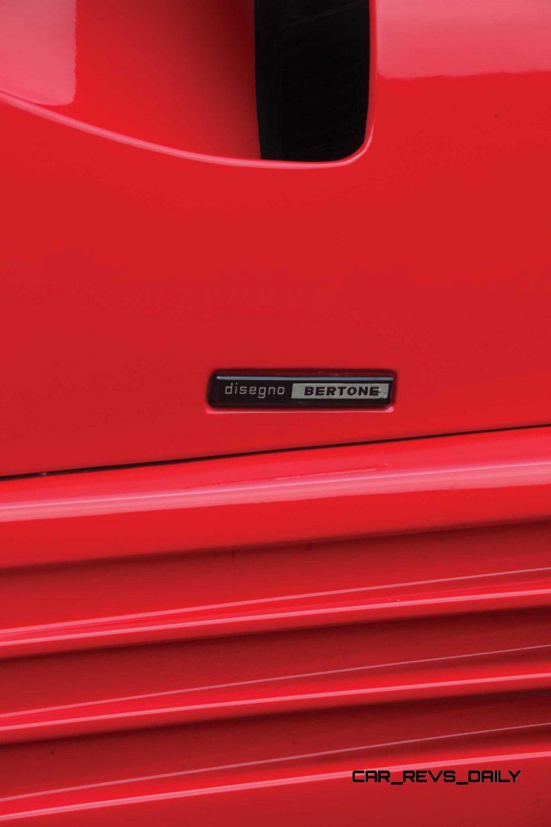 1990 Lamborghini Countach 25th Anniversary Edition 8
