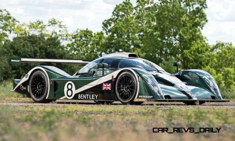2001 Bentley Speed 8 LMP1 29