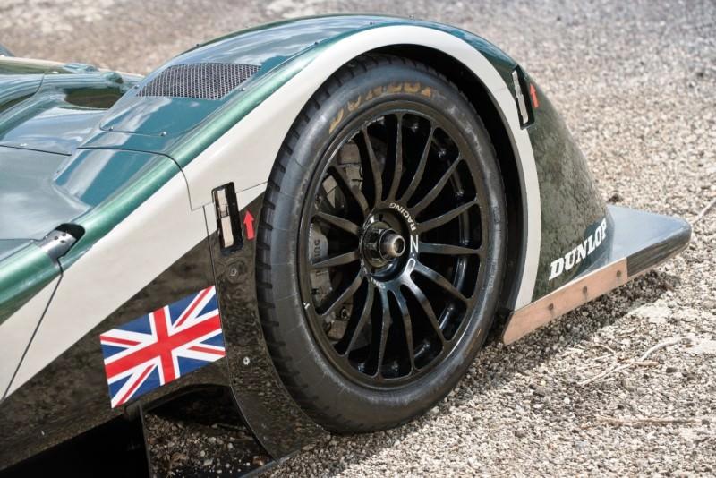2001 Bentley Speed 8 LMP1 37