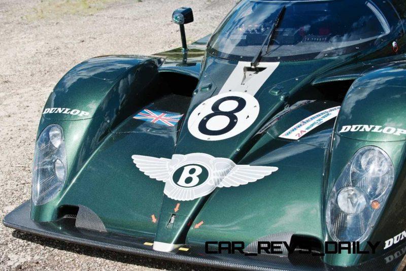 2001 Bentley Speed 8 LMP1 41