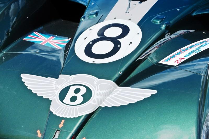 2001 Bentley Speed 8 LMP1 42
