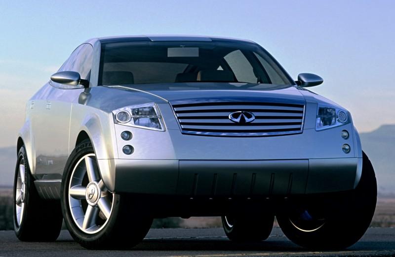 2001 INFINITI FX45 Concept 13