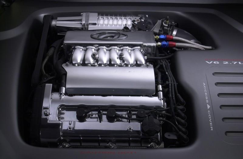 2004 Hyundai HCD-8 Sports Tourer Concept 31