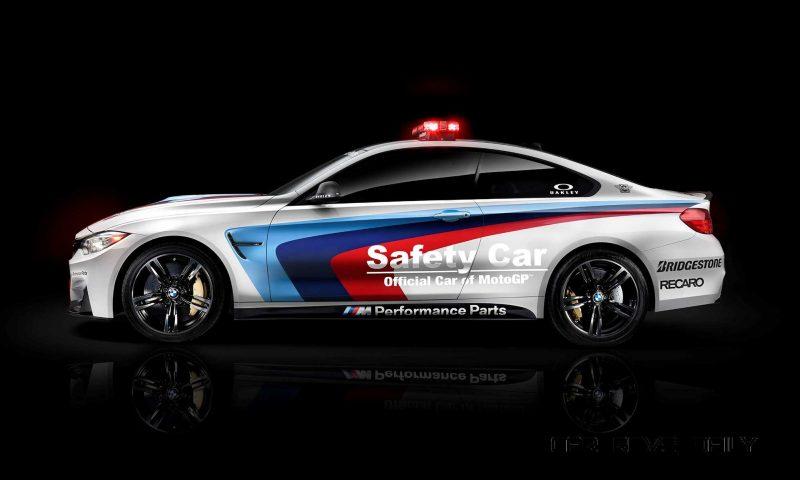 2015 BMW M4 Safety Car 7