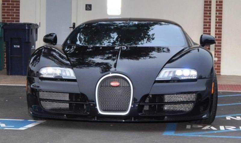 2015 Bugatti Veyron Vitesse 3