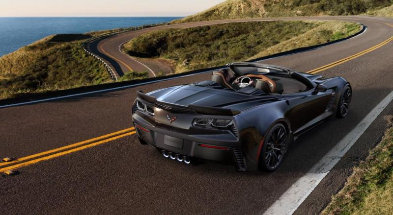 2015 CHevrolet Corvette Z06 Convertible -  Visualizer of All COLORS and WHEELS 42