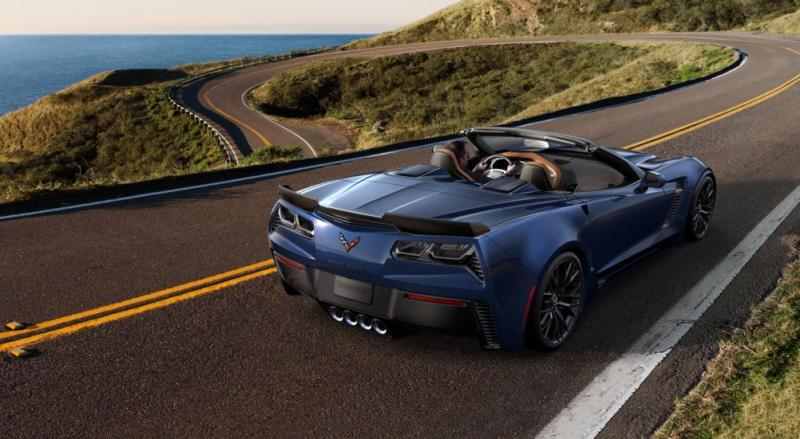 2015 CHevrolet Corvette Z06 Convertible -  Visualizer of All COLORS and WHEELS 54