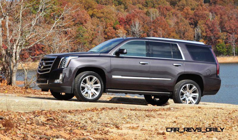 2015 Cadillac Escalade Luxury AWD 11