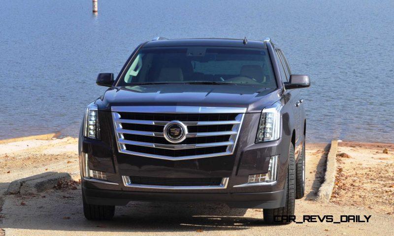 2015 Cadillac Escalade Luxury AWD 13