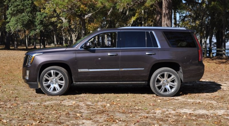 2015 Cadillac Escalade Luxury AWD 21
