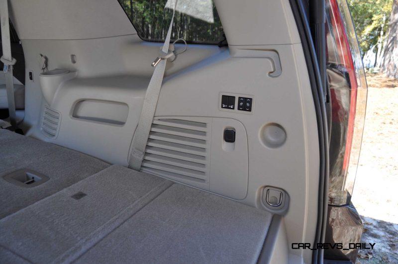 2015 Cadillac Escalade Luxury AWD 40