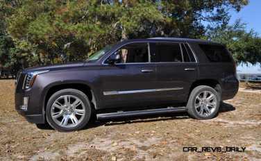 2015 Cadillac Escalade Luxury AWD 44